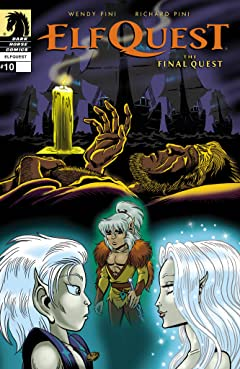 Elfquest: The Final Quest #10