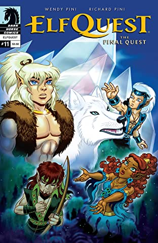 Elfquest: The Final Quest No.11