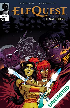 Elfquest: The Final Quest #2