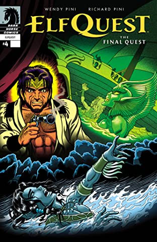 Elfquest: The Final Quest #4