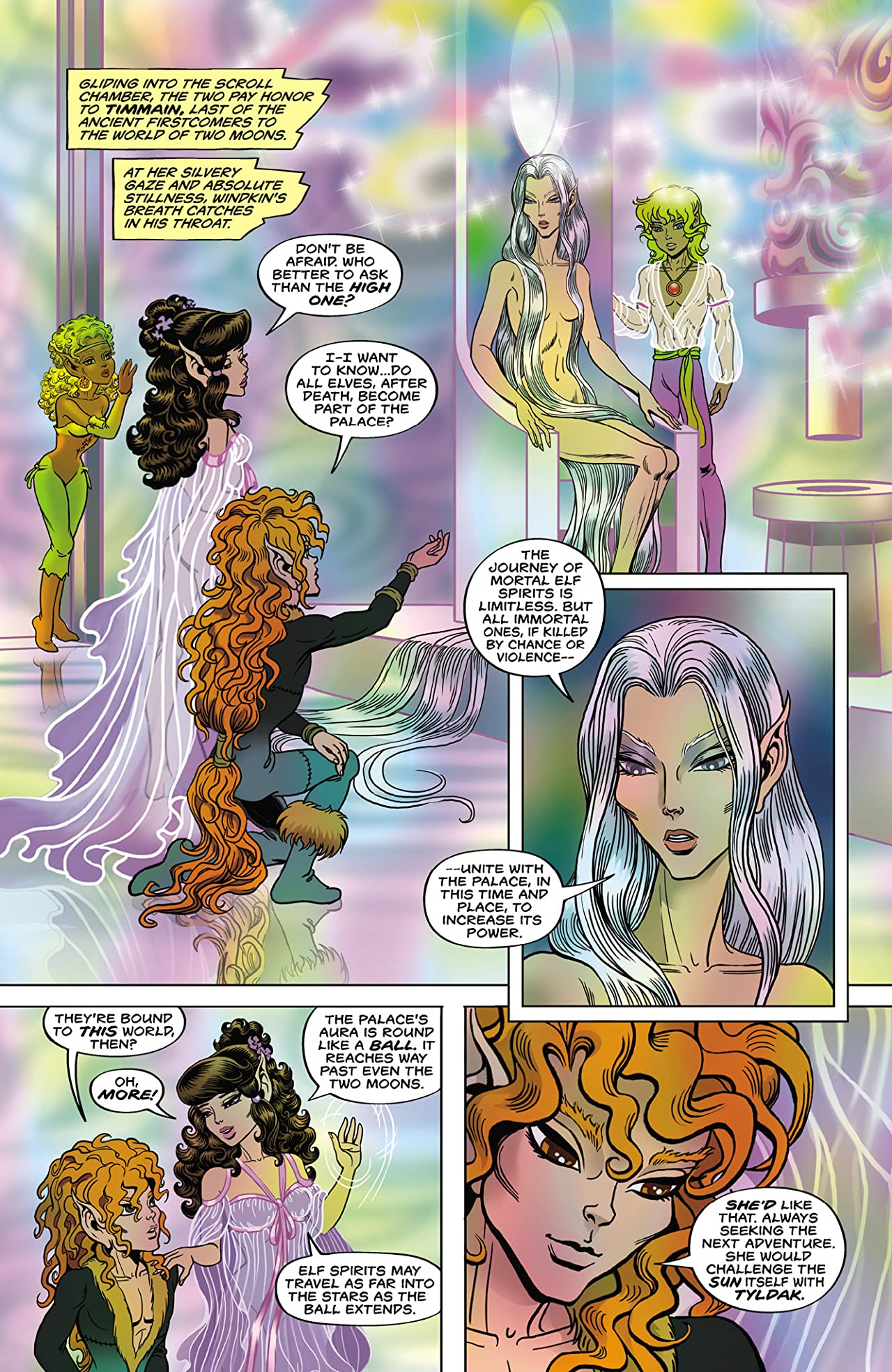 Elfquest: The Final Quest No.4