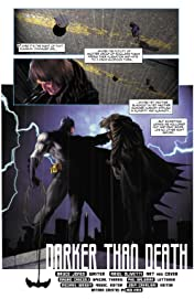 Batman: Legends of the Dark Knight #207