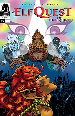 Elfquest: The Final Quest No.5