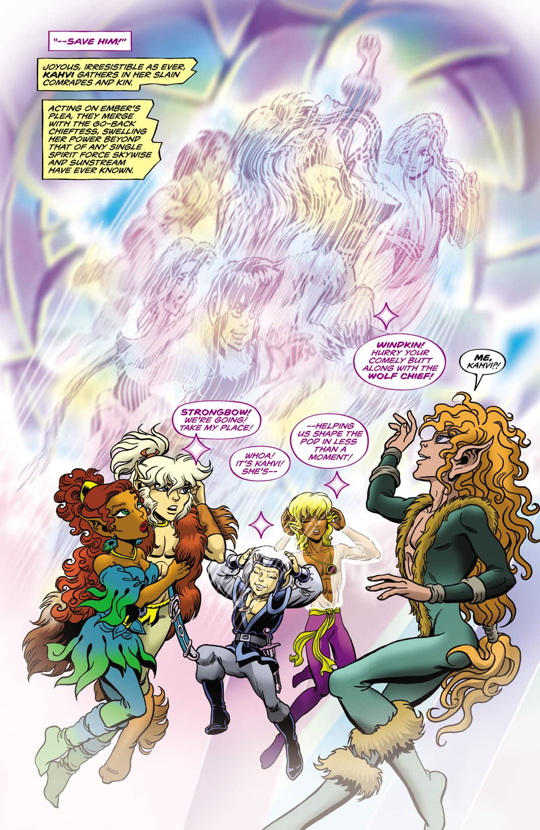 Elfquest: The Final Quest #5