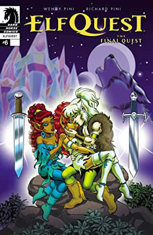 Elfquest: The Final Quest #6