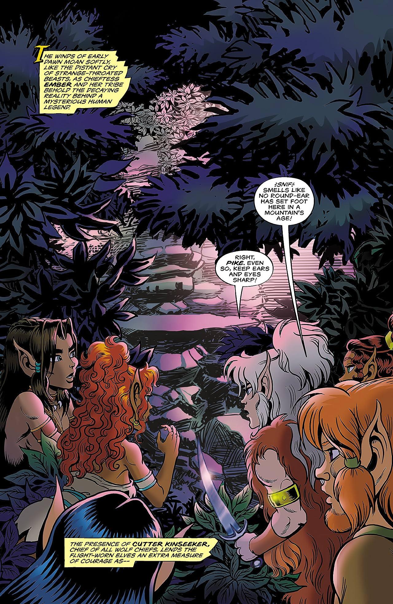 Elfquest: The Final Quest #6