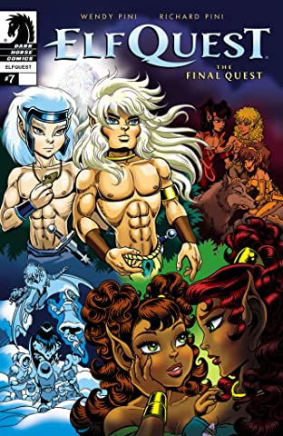 Elfquest: The Final Quest No.7