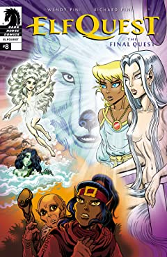 Elfquest: The Final Quest #8