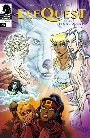 Elfquest: The Final Quest No.8