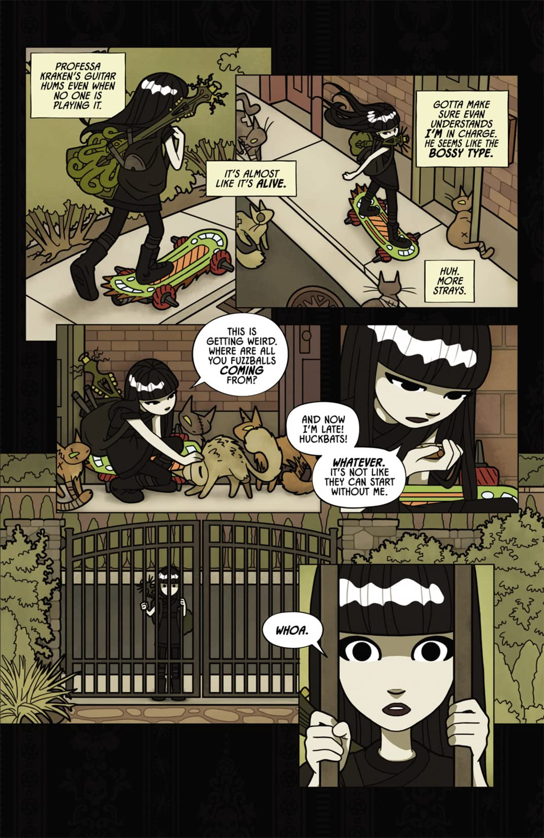 Emily and the Strangers #2