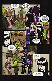Emily and the Strangers #3