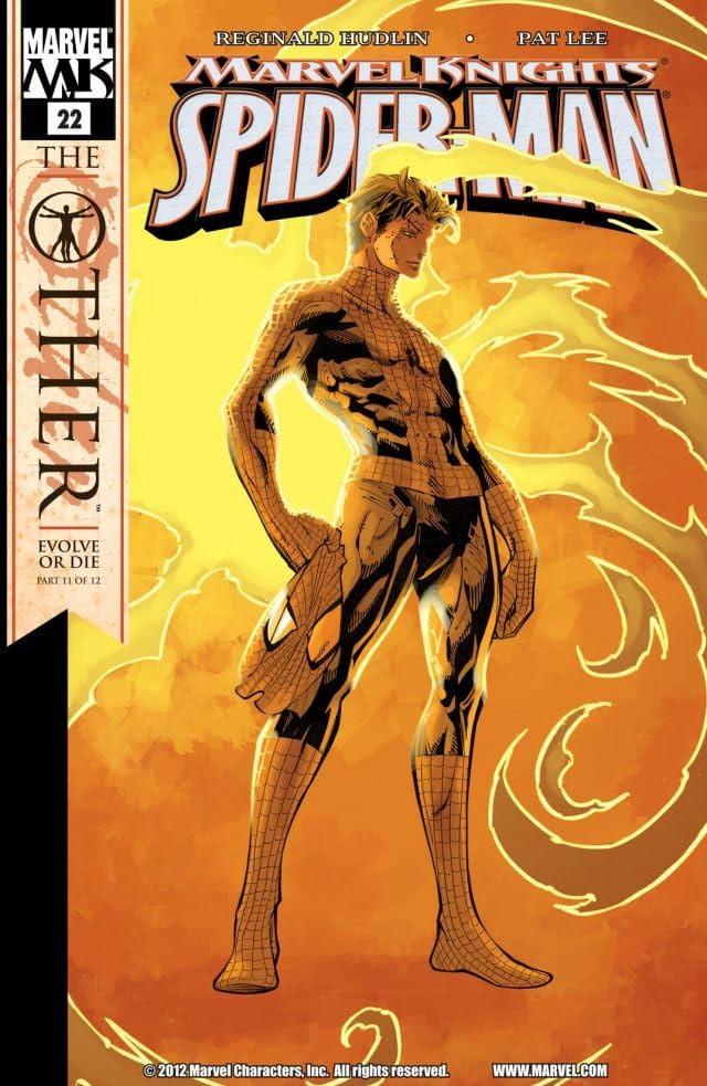 Marvel Knights Spider-Man (2004-2006) #22