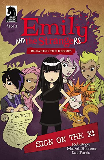 Emily and the Strangers: Breaking the Record #1