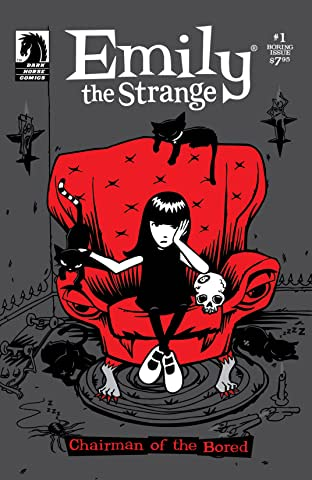 Emily the Strange No.1: The Boring Issue
