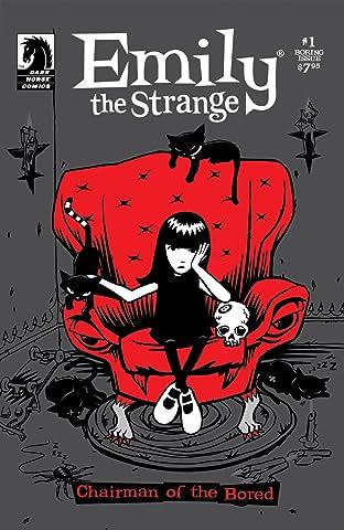 Emily the Strange #1: The Boring Issue
