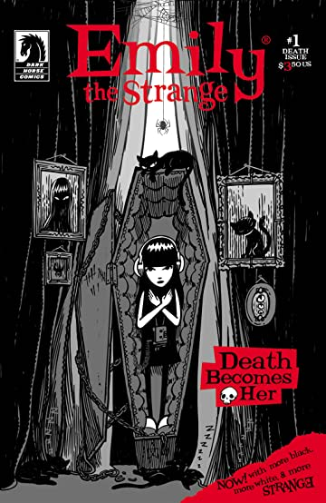 Emily the Strange #1: The Death Issue