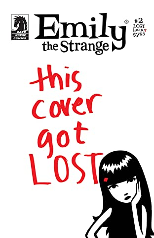 Emily the Strange No.2: The Lost Issue
