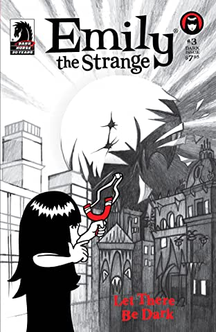 Emily the Strange #3: The Dark Issue