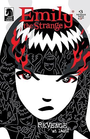 Emily the Strange #3: The Revenge Issue