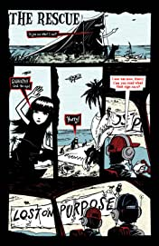 Emily the Strange #4: The Alone Issue