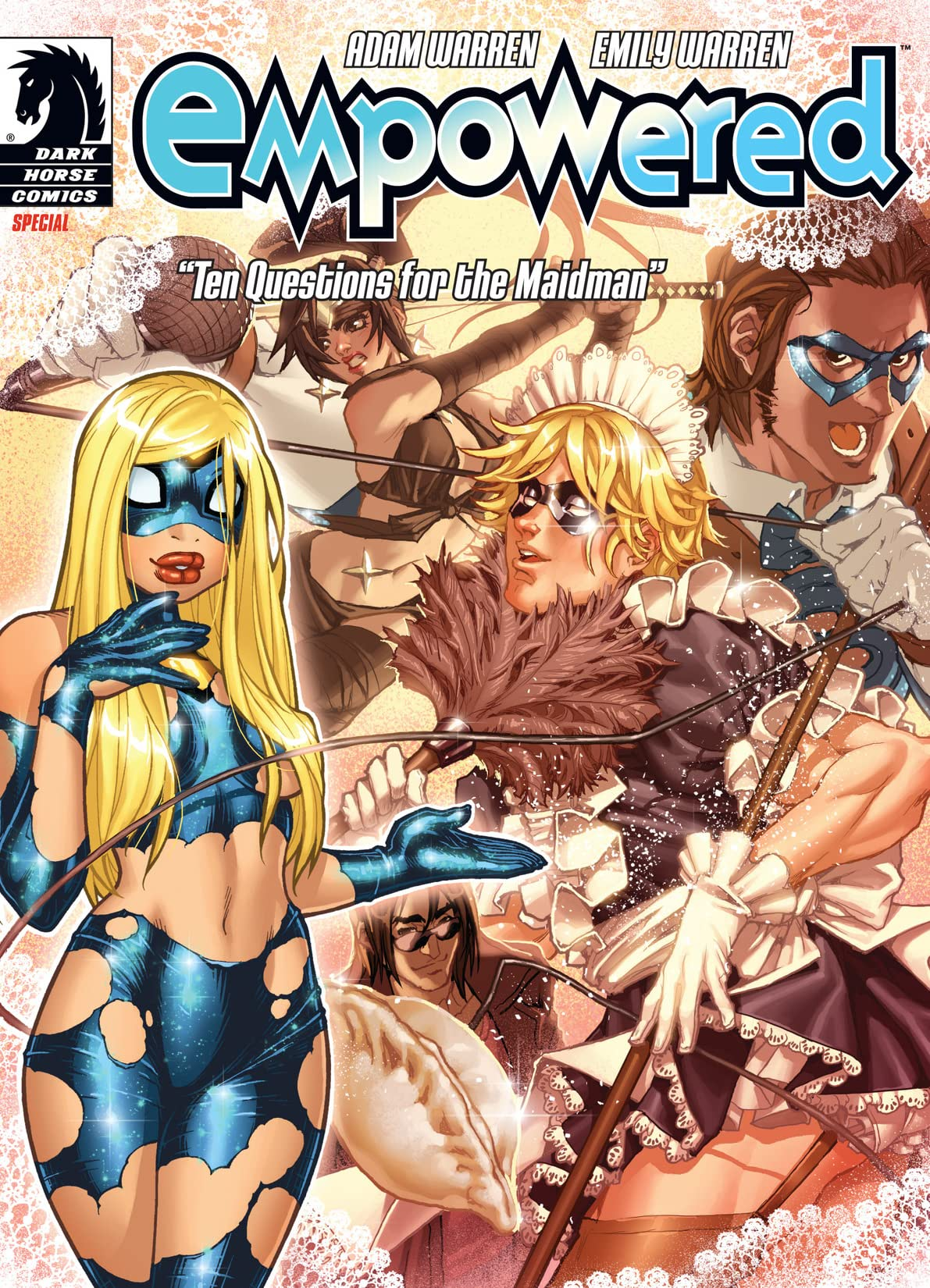 Empowered Special #2: Ten Questions for the Maidman
