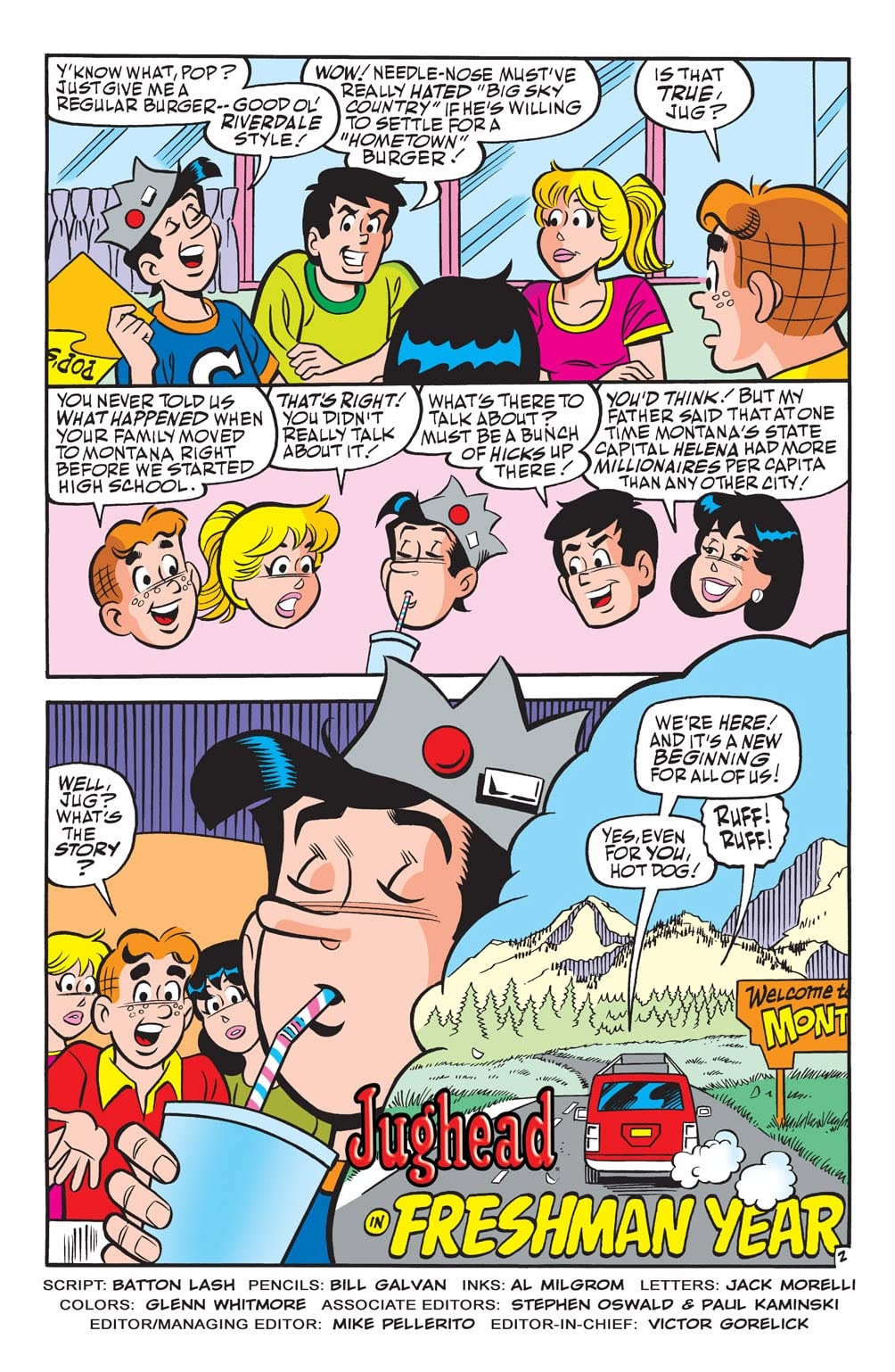 Archie & Friends #140