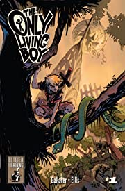 The Only Living Boy #1