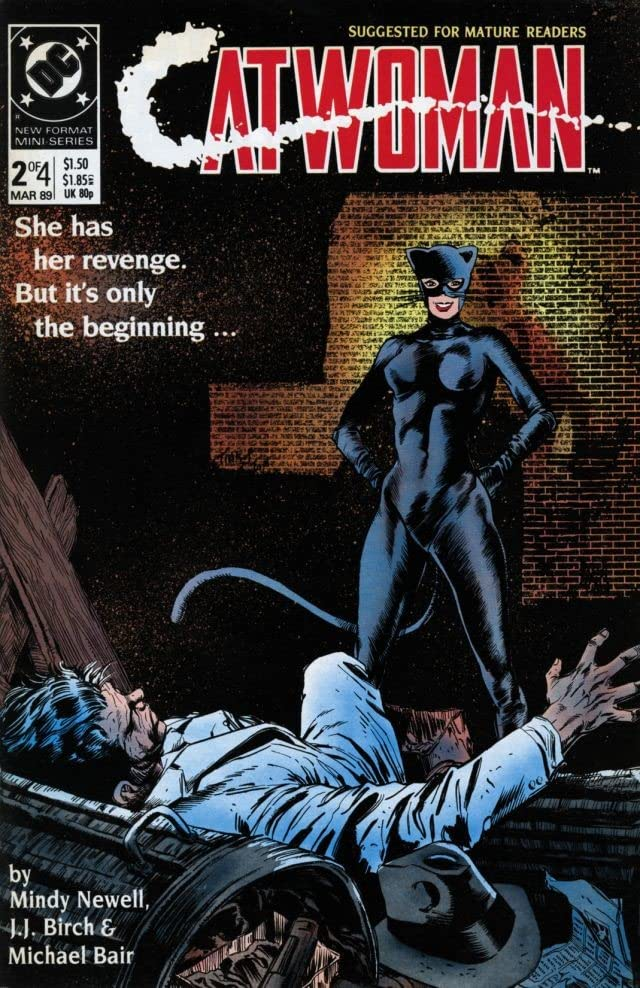 Catwoman (1989) #2 (of 4)