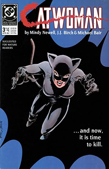 Catwoman (1989) #3 (of 4)