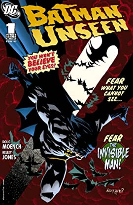 Batman: Unseen #1 (of 5)