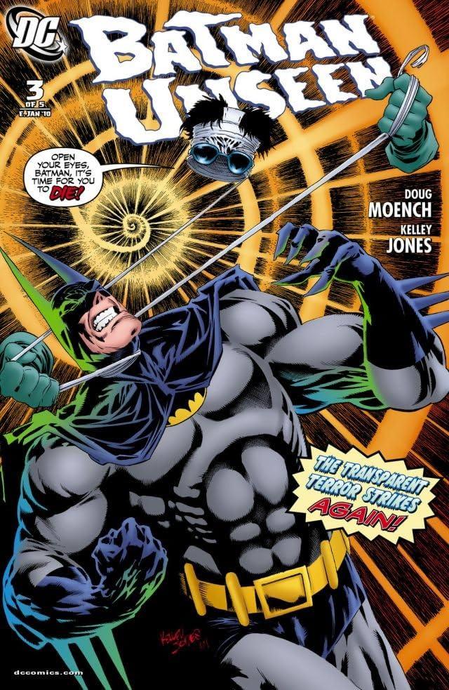 Batman: Unseen #3