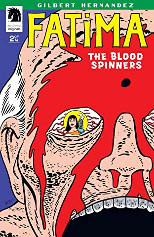 Fatima: The Blood Spinners #2