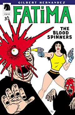 Fatima: The Blood Spinners #3