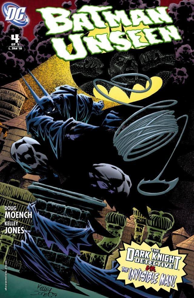Batman: Unseen #4