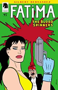 Fatima: The Blood Spinners #4