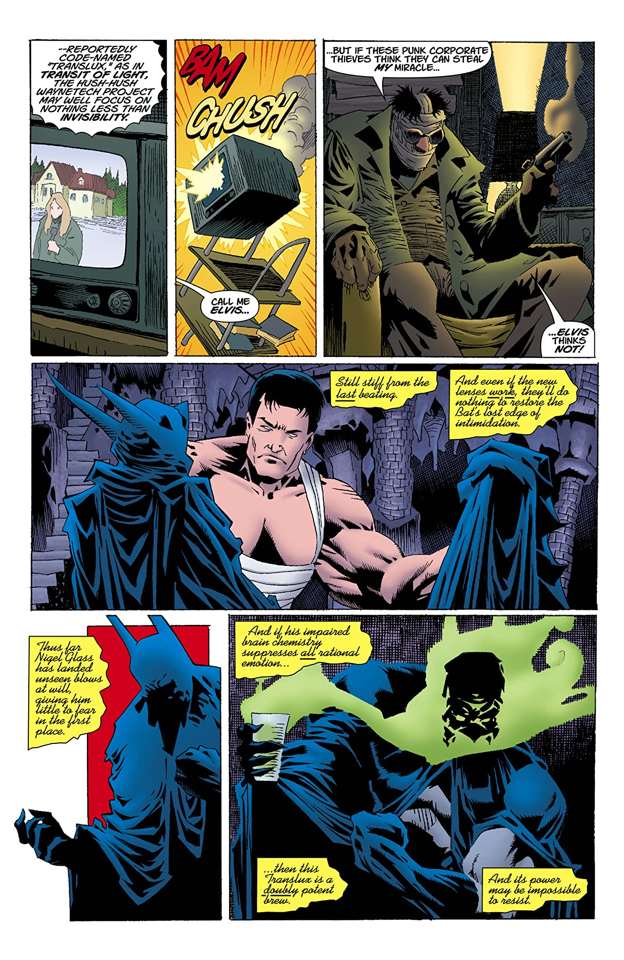 Batman: Unseen #5 (of 5)