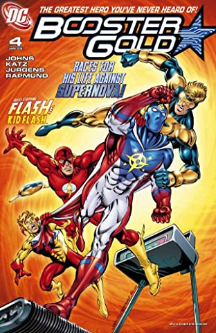 Booster Gold (2007-2011) #4