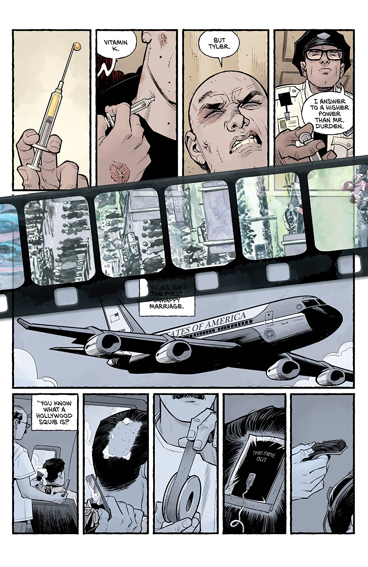 Fight Club 2 #6