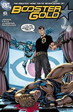 Booster Gold (2007-2011) No.6