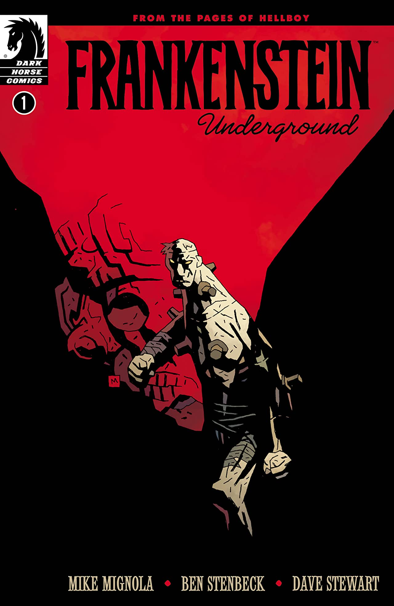 Frankenstein Underground #1