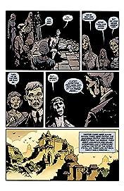 Frankenstein Underground #4