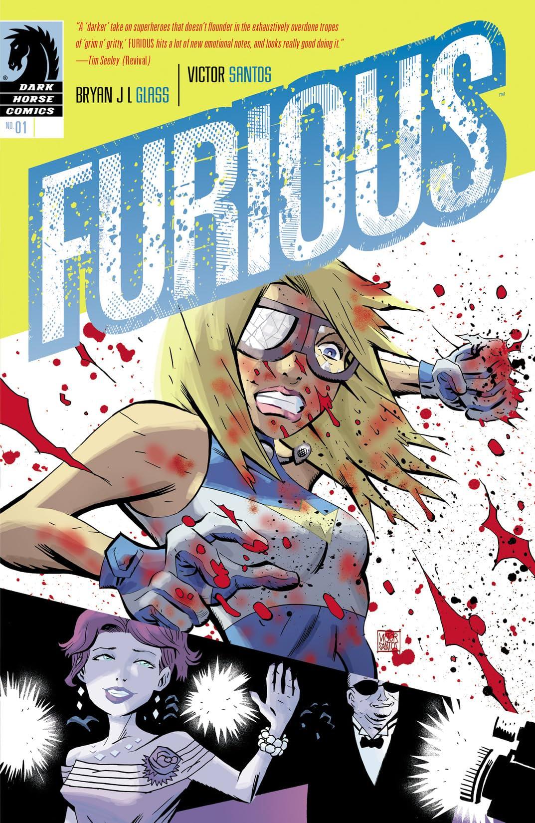 Furious #1