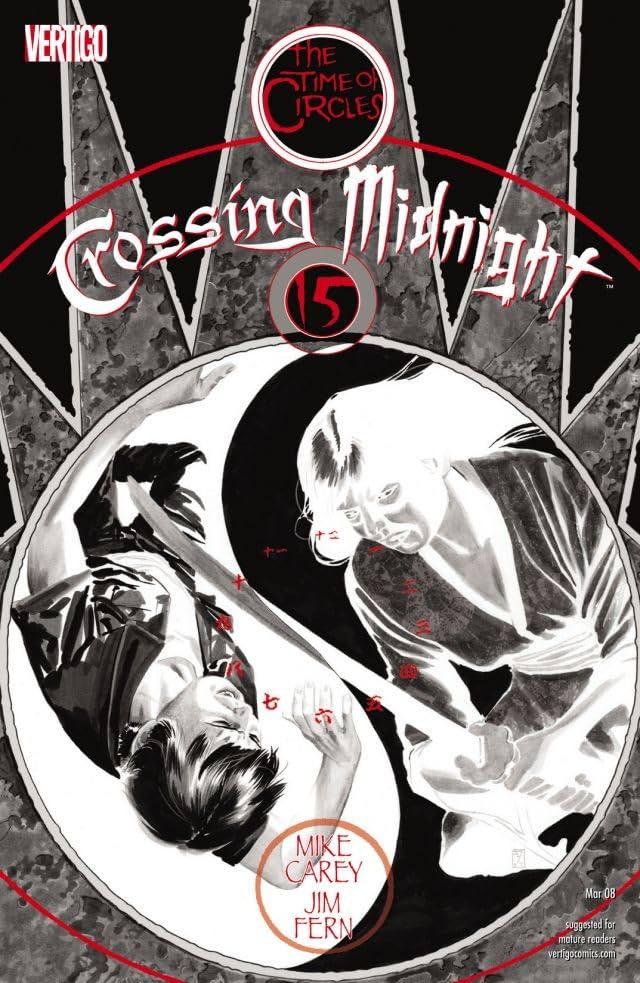 Crossing Midnight #15