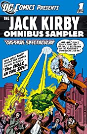 DC Comics Presents: The Jack Kirby Omnibus Sampler #1