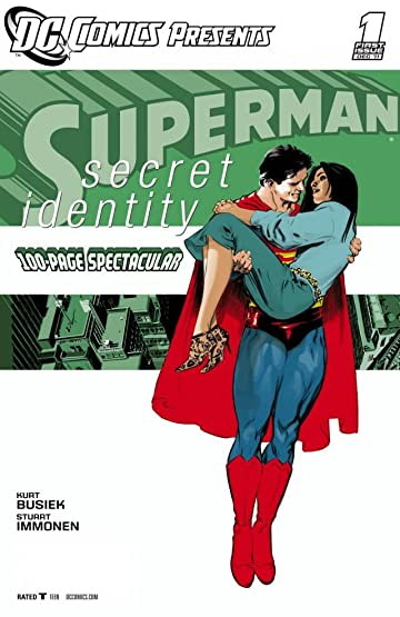 DC Comics Presents: Superman- Secret Identity #1
