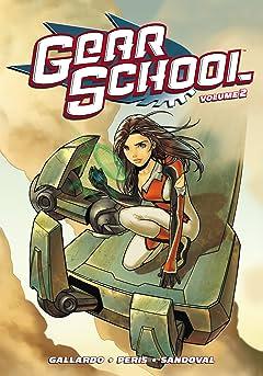 Gear School Tome 2 No.1