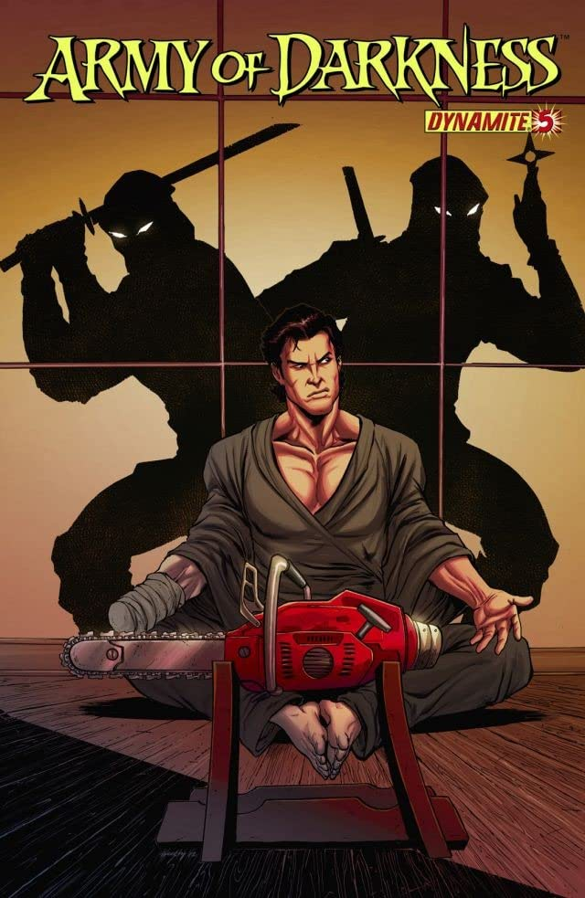 Army of Darkness: Ongoing #5