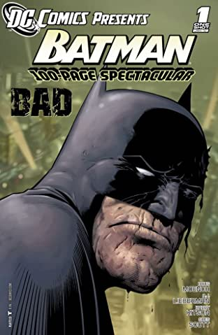 DC Comics Presents: Batman- Bad #1