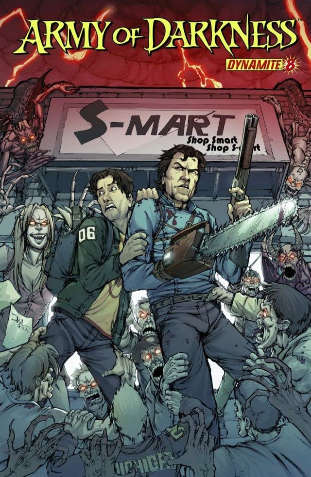 Army of Darkness: Ongoing #8