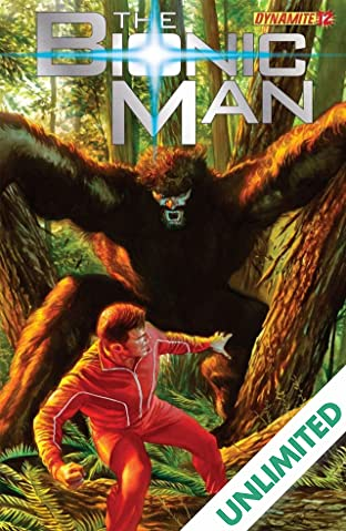 The Bionic Man #12